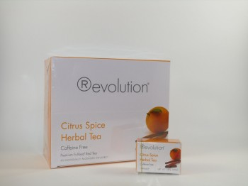 CS30 - Citrus Spice Herbal