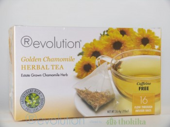 GC16 - Golden Chamomile Herbal